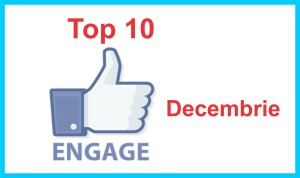 Top 10 decembrie FB