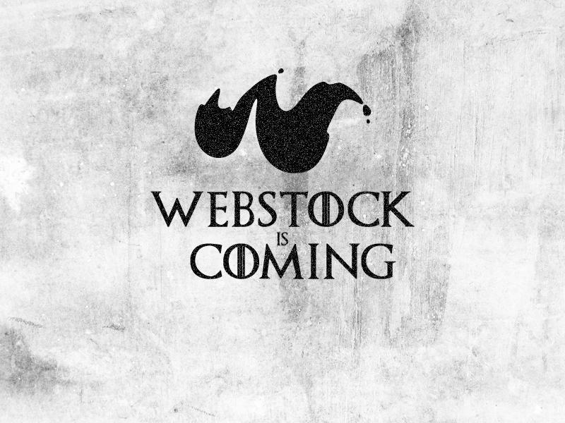 webstock is coming