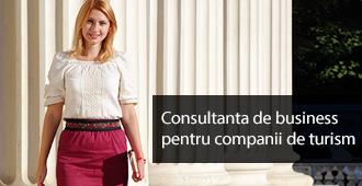 Consultanta de business pentru companii de turism