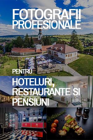 Servicii Foto Profesionale pentru Hoteluri si Pensiuni